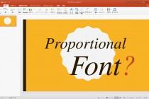 PowerPointでのフォントの使い分け